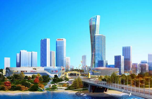 泸州金融商业中心【龙8国际电脑版世纪城】