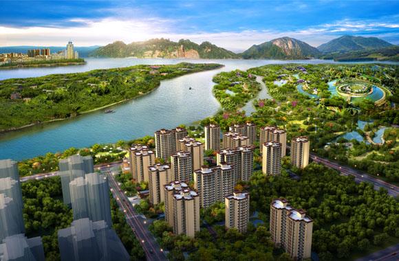 乐山 龙8国际电脑版江屿城